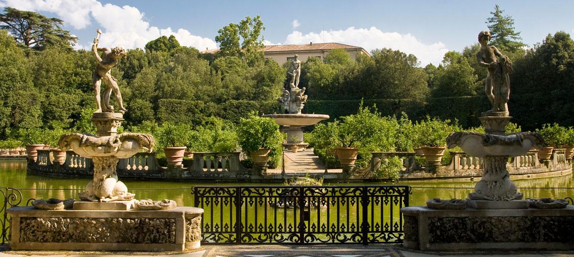 Firenze hotel palazzuolo monumenti giardini di boboli - I giardini di boboli ...